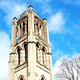 в конструкции и истории Notting Hill Англии Европы старых Стоковые Фото