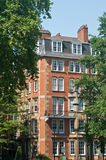 Notting Hill apartments royalty free stock image
