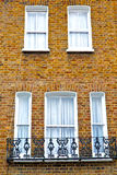 Notting   hill  area  in london   and brick Stock Images
