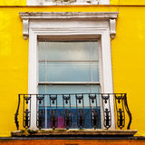 Notting   hill  area  in london england old suburban and antique Stock Image