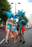 Notting Hill Carnival, 2010 Stock Photos