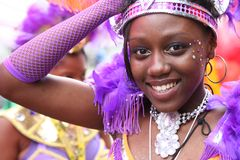 Notting Hill Carnival, 2010 Royalty Free Stock Images