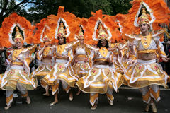 Notting Hill Carnival Royalty Free Stock Images