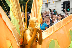 Notting Hill Carnival, London, 2011 Royalty Free Stock Photos