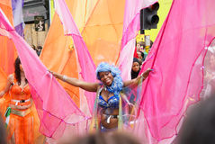 Notting Hill Carnival, London, 2011 Stock Images