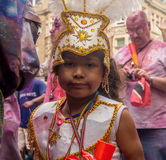 Notting Hill Carnival in London Stock Photo
