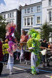 Notting hill carnival. In London England 2012-13 Stock Image