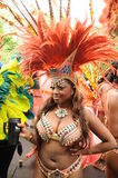 Notting Hill Carnival London 2012 Royalty Free Stock Image