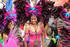 Notting Hill Carnival London 2012 Royalty Free Stock Photo