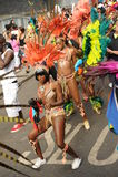 Notting Hill Carnival London 2012 Stock Photography
