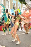 Notting Hill Carnival London 2012 Royalty Free Stock Photography
