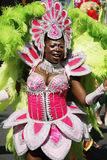 Notting Hill Carnival, 2013 Royalty Free Stock Image