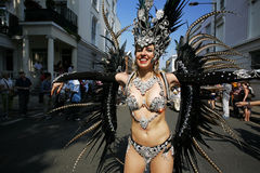 Notting Hill Carnival, 2013 Stock Photography