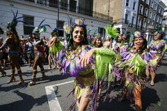 Notting Hill Carnival, 2013 Royalty Free Stock Images