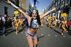 Notting Hill Carnival, 2013 Stock Images