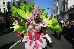 Notting Hill Carnival, 2013 Royalty Free Stock Photo