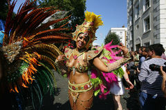 Notting Hill Carnival, 2013 Stock Photo