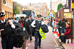 Notting Hill Carnival royalty free stock photos