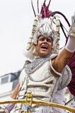 Notting Hill Karneval in Westlondon, Großbritannien Lizenzfreies Stockfoto