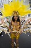 Notting Hill Karneval in Westlondon, Großbritannien Stockfotos