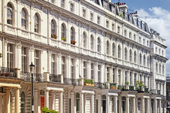 Notting Hill, London. Royalty Free Stock Photos