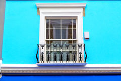 Notting hill in london england old s and antique     wall Stock Image