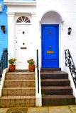 Notting hill in london    england old Stock Photos