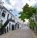 Notting Hill maúlla en Londres fotografía de archivo libre de regalías