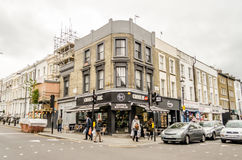 Notting Hill movie location Stock Image
