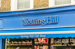Notting Hill movie location Stock Photo