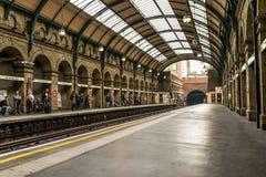 Notting Hill portstation royaltyfri bild