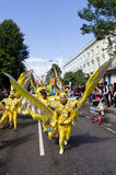 Notting Hill's Carnival in West London, UK Royalty Free Stock Photos