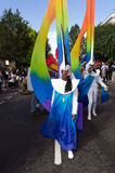 Notting Hill's Carnival in West London, UK Stock Image