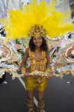 Notting Hill's Carnival in West London, UK Stock Photos