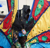 Notting- Hillfestival-Parade 2010 Stockfoto