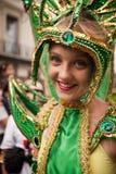 Notting- Hillkarneval 2011 Stockbild