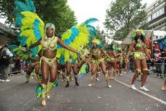 Notting- Hillkarneval London 2012 Lizenzfreies Stockbild