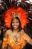 Notting- Hillkarneval London 2012 Lizenzfreie Stockfotografie