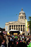 Nottingham Stock Photography