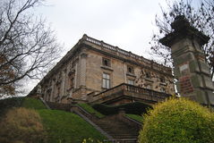 Nottingham Castle Royalty Free Stock Images