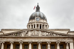 Nottingham council house Stock Images