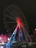 Nottingham Duży koło zdjęcia stock
