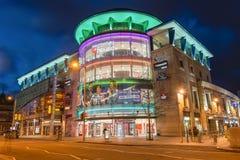 Nottingham in England - Europe royalty free stock image