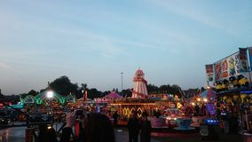 Nottingham Goose Fair Royalty Free Stock Images