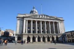Nottingham in Inghilterra - Europa fotografia stock libera da diritti