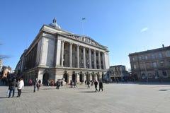 Nottingham in Inghilterra - Europa immagini stock libere da diritti
