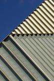 Nottingham, Nottinghamshire, Regno Unito, ottobre 2010, esterno di Nottingham Art Gallery contemporaneo fotografie stock
