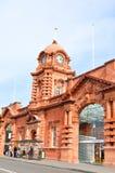 Nottingham train station Stock Images