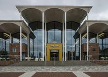 Nottingham Trent Student Union Pavilion royalty-vrije stock foto's