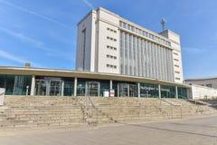 Nottingham Trent University immagine stock libera da diritti